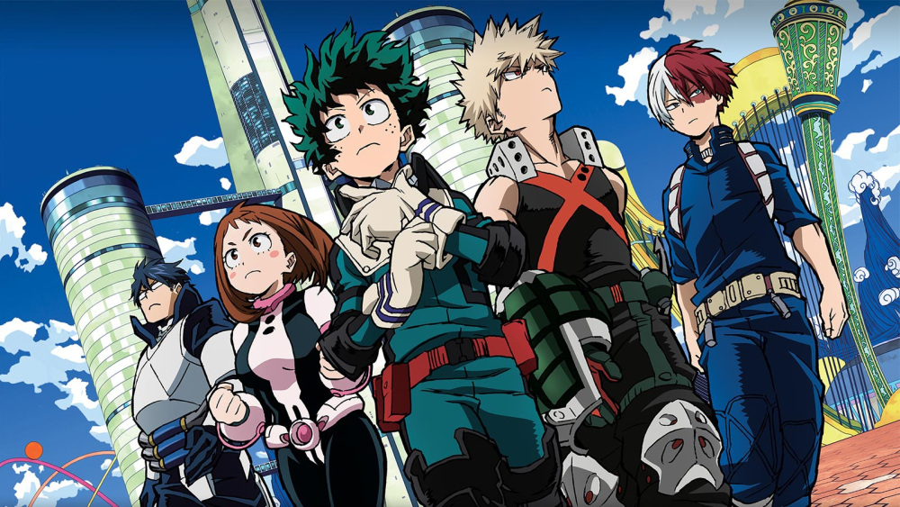 My Hero Academia Movie: World Heroes' Mission